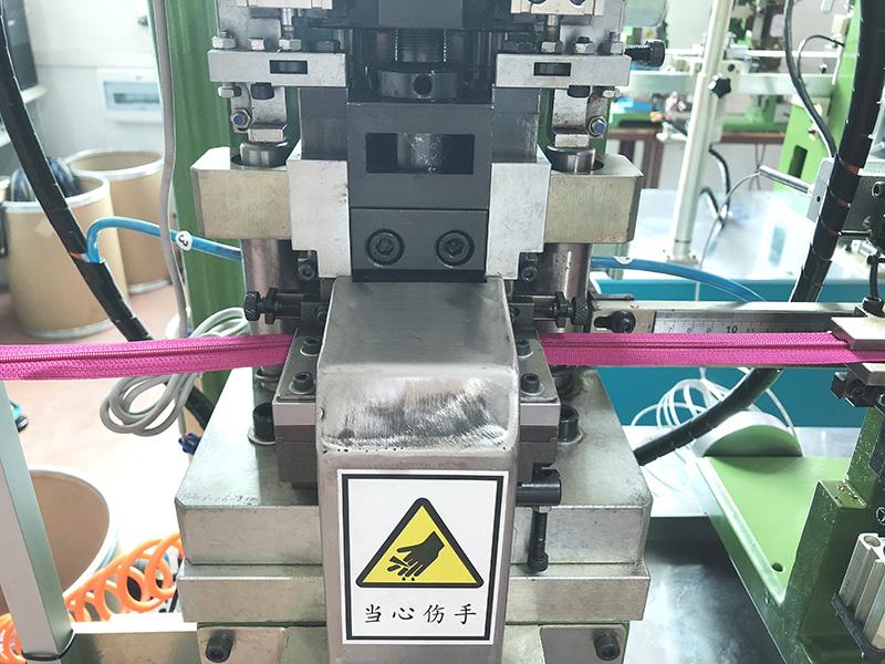 Zhenyu Best metal zipper stripping machine factory for zipper production-2