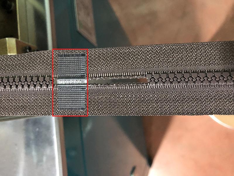Zhenyu nylon zipper making machine company for zipper manufacturer-3