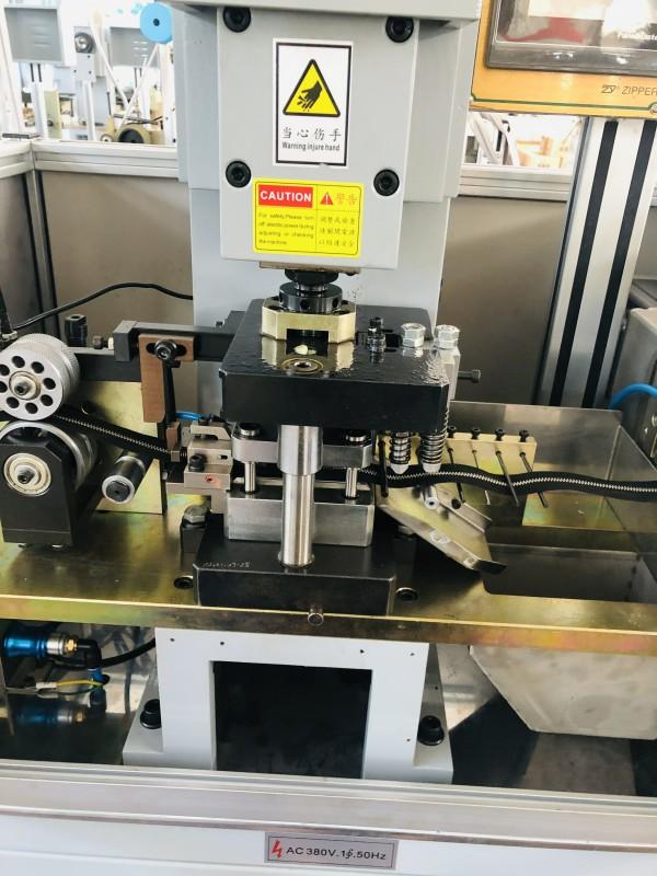 Zhenyu metal zipper stripping machine Suppliers for zipper manufacturer-2