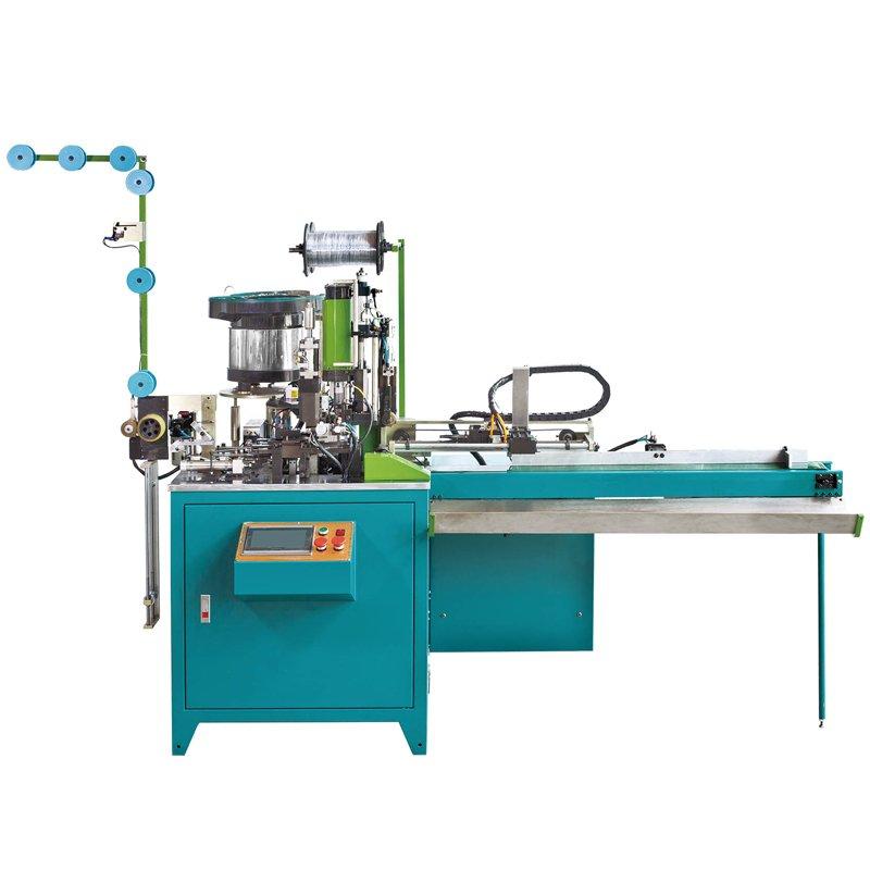 zipper cutting machine