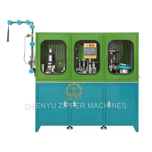 Automatic Metal Sealing, Ultrasonic Punching, Pin And Box Pressing Machine
