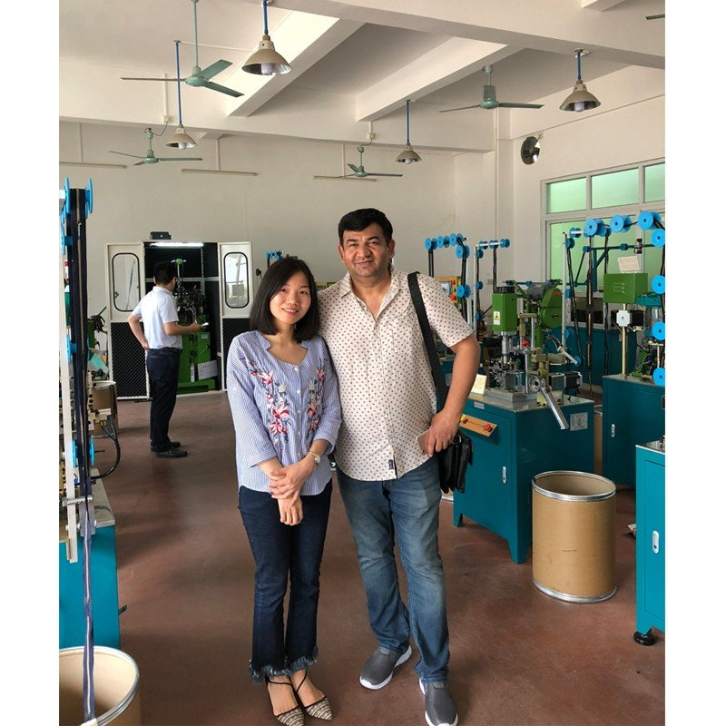 zhenyu, zipper machinery manufacturer