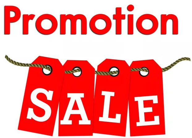 Big Promotion in Oct