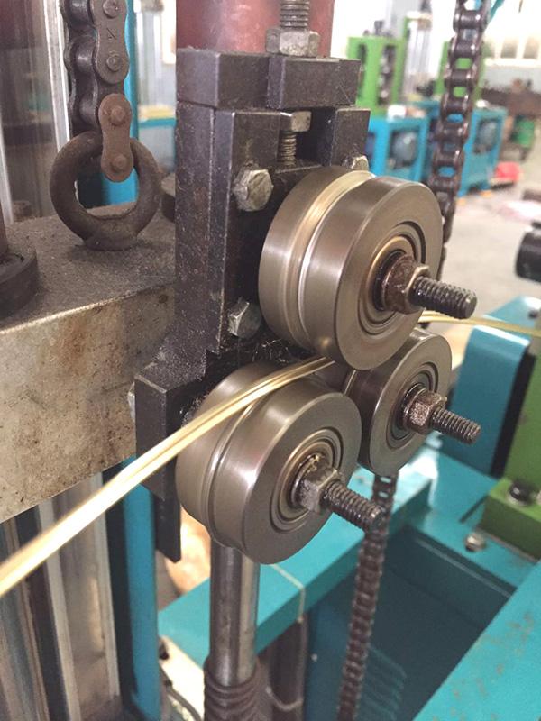 Zhenyu News metal zipper machine factory for zipper manufacturer-3