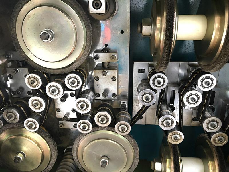 Zhenyu High-quality metal zipper polishing machine manufacturers for apparel industry-2