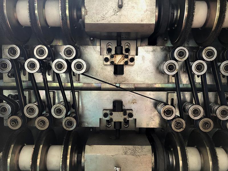 Zhenyu News metal zipper polished machine company for zipper manufacturer-2
