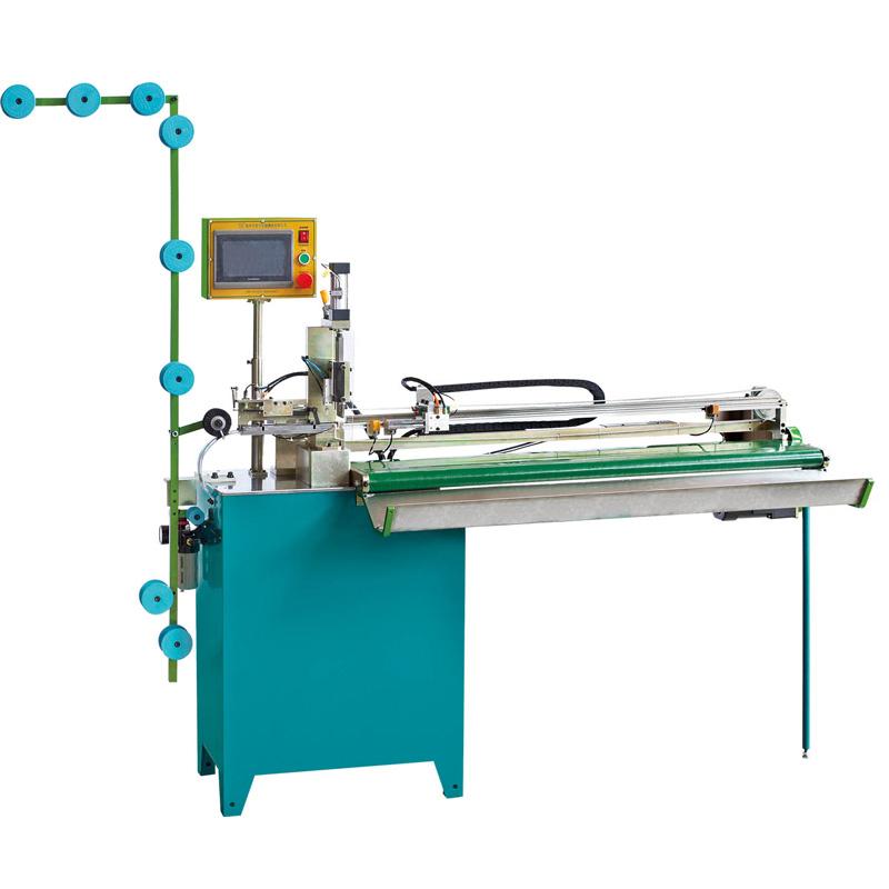 Zhenyu automatic ultrasonic zig zag cutting machine for business for apparel industry-1