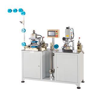 New Automatic Ultrasoinc Double-hole Punching Machine