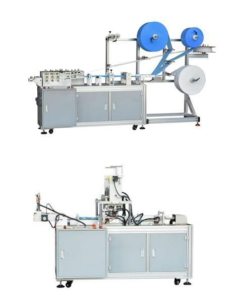 Mask Making Machine And Mask Earloop Welding Machine
