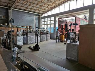 Busy Loading For Mask Making Machines And Zipper Machines