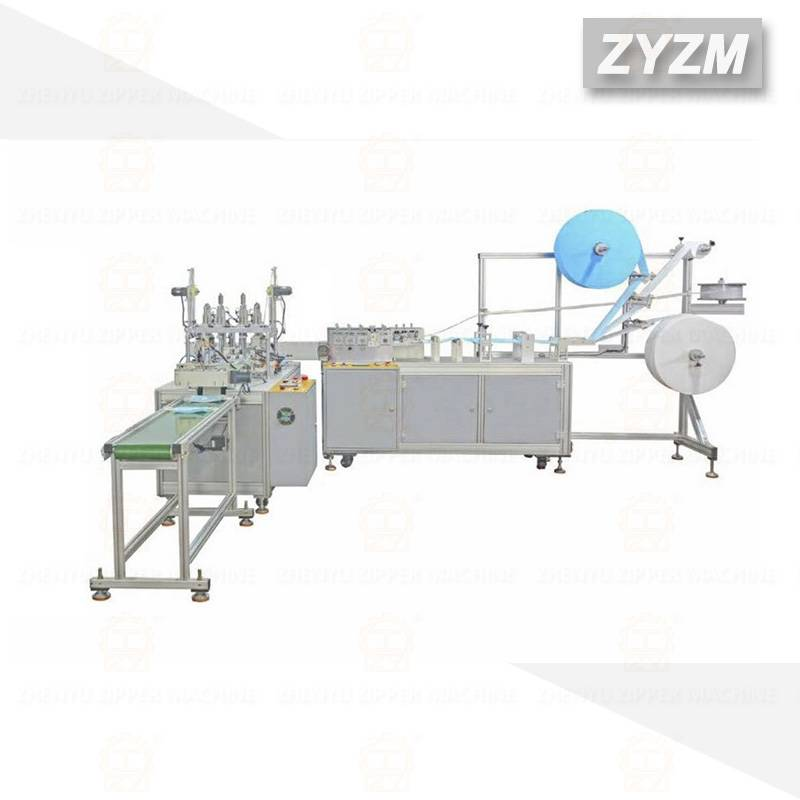 High Speed Automatic Disposable Mask Making Machine ZY-200-2