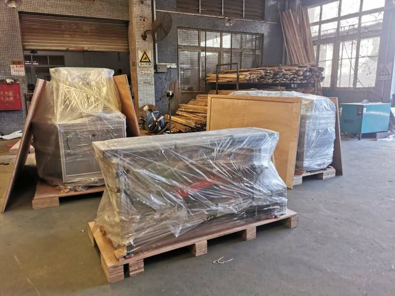 Shipment For Automatic Mask Making Machine For Kids