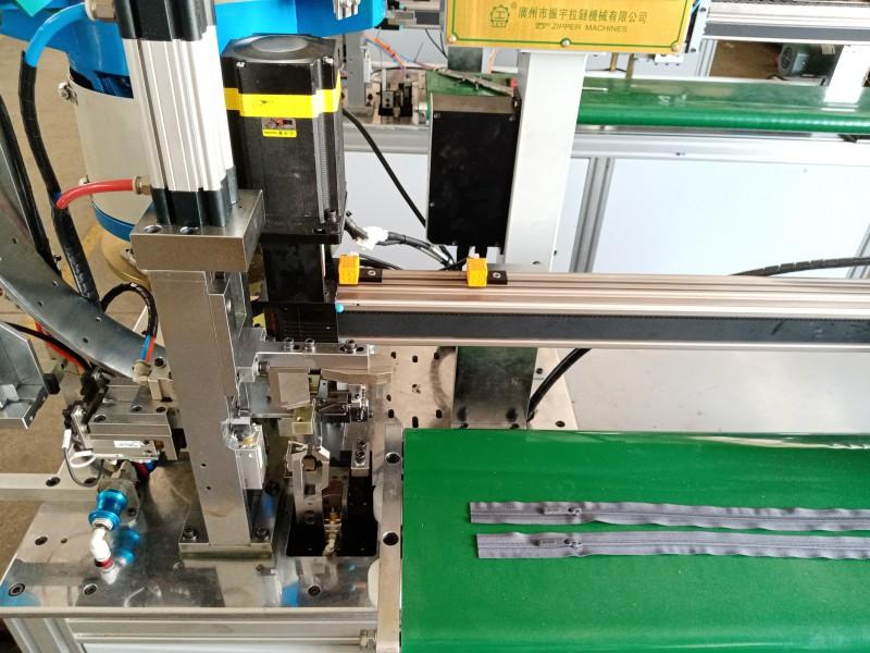 Zhenyu zip manufacturing machine Supply for zipper manufacturer-2