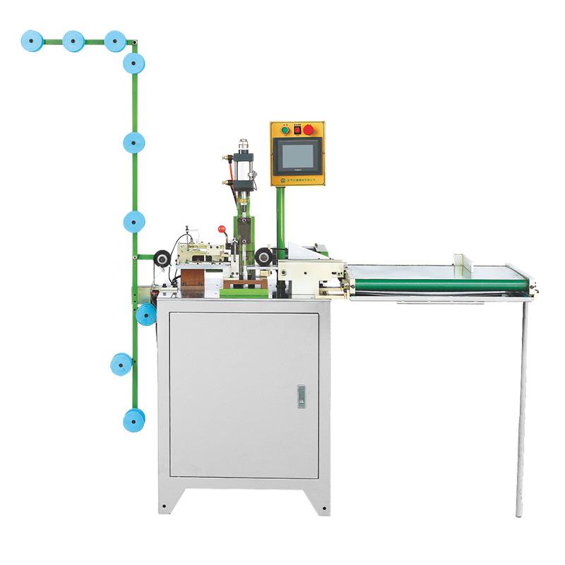 Zhenyu zipper cutting machine Suppliers for zipper manufacturer-1