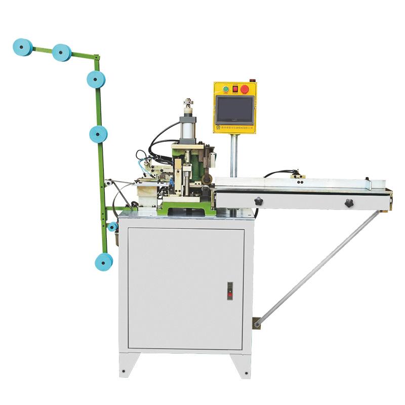 Zhenyu High-quality auto zipper ultrasonic cutting machine Supply for zipper production-1