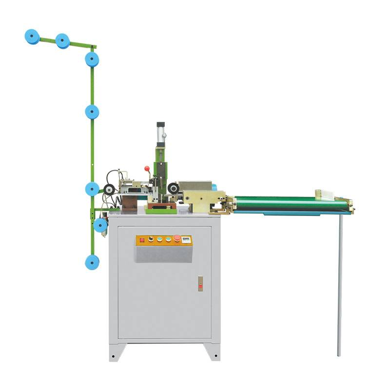 Full-automatic Air-Operated Zig Zag Cutting Machine ZY-708