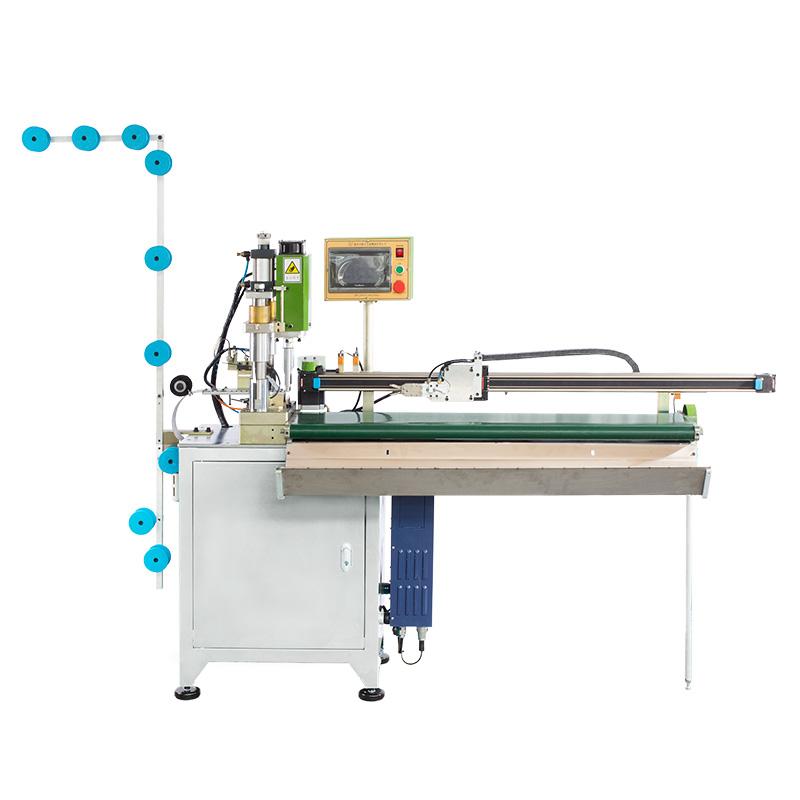 Zhenyu Best zip cutting machine company for zipper production-1