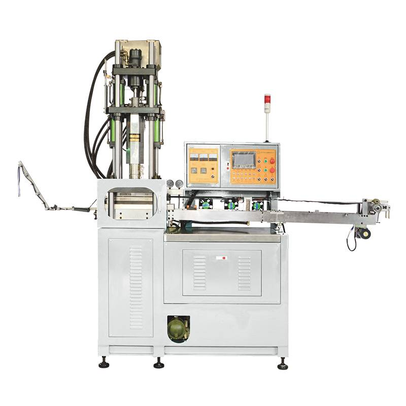 Full-automatic Plastic Zipper Injection Molding Machine (Derlin Teeth Injected Machine) ZY-601R