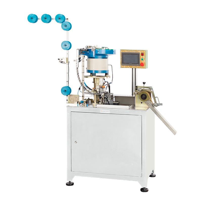 Zhenyu Top slider insert machine factory for zipper manufacturer-1
