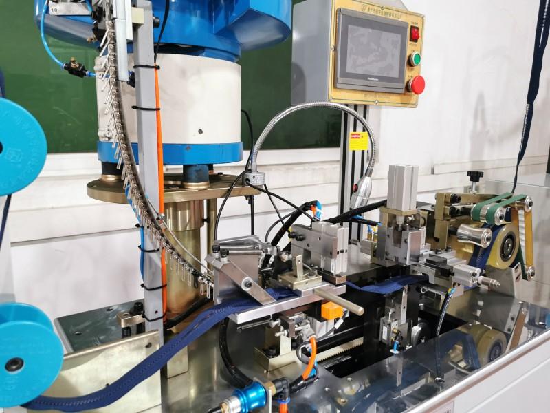 Zhenyu Top slider insert machine factory for zipper manufacturer-2