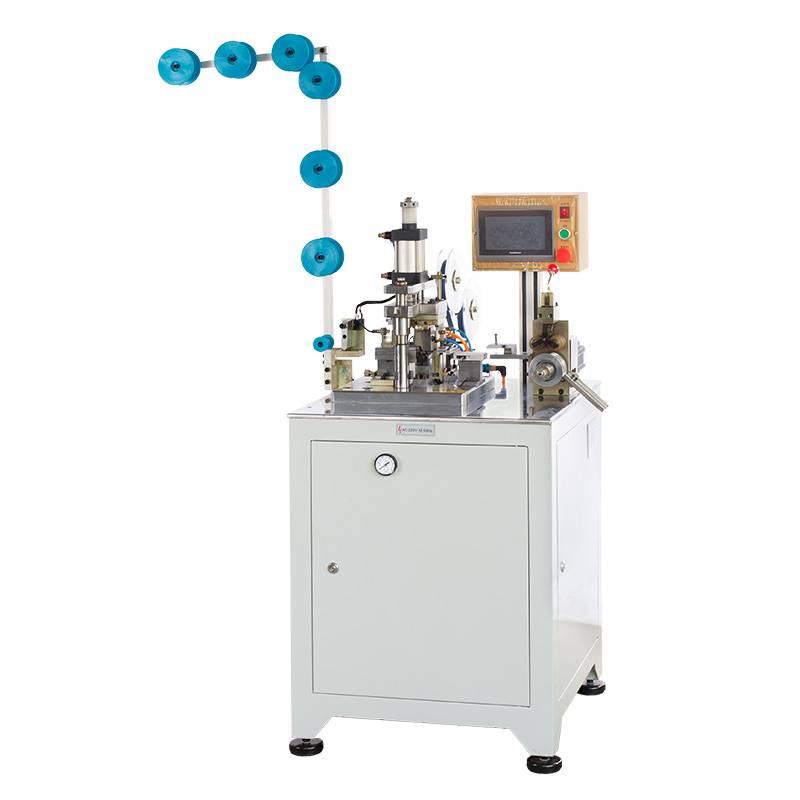 Full-automatic Mteal Zipper Film Sealing (Tape Welding) Machine ZY-201M-C