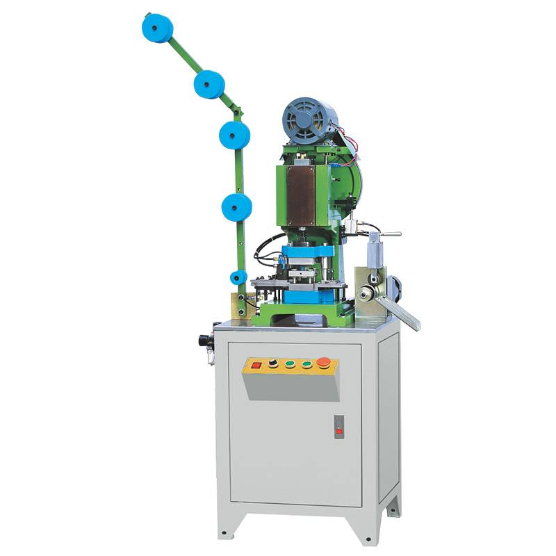 Full-automatic Metal Zipper Hole Punching Machine ZY-301M