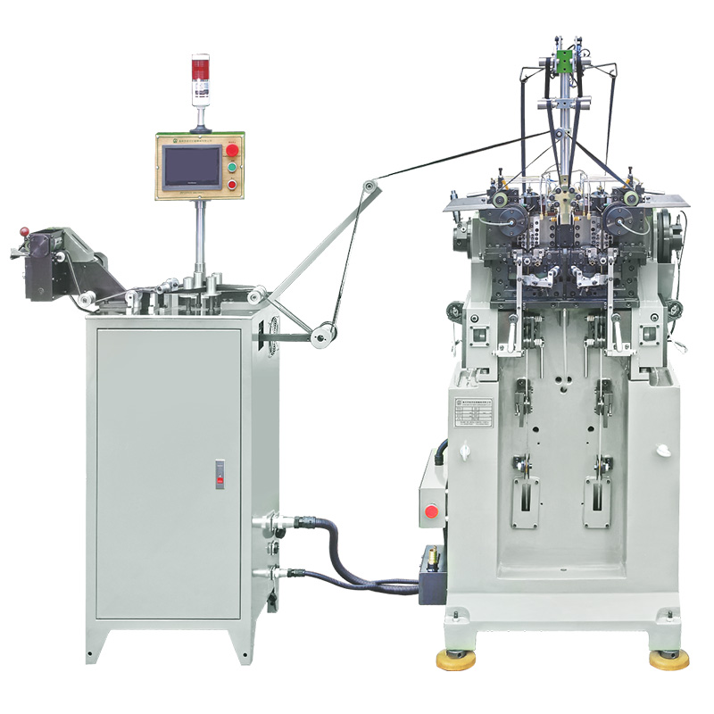 Wholesale metal zipper making machine Supply for apparel industry-1