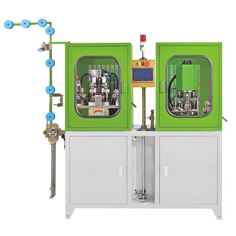 Zhenyu metal zipper stripping machine factory for zipper production-1