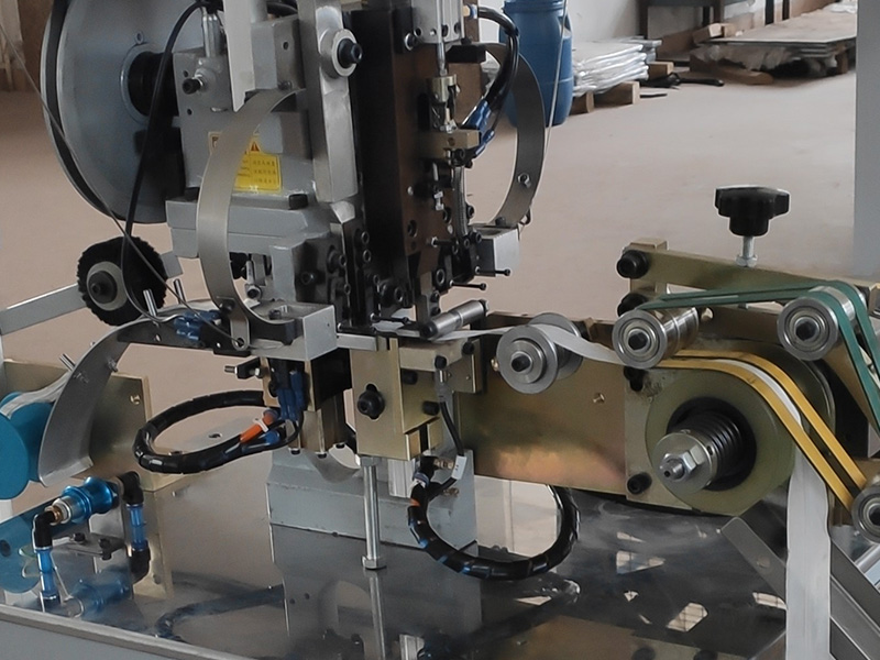 Zhenyu Best metal slider mounting top stop machine manufacturers for apparel industry-2