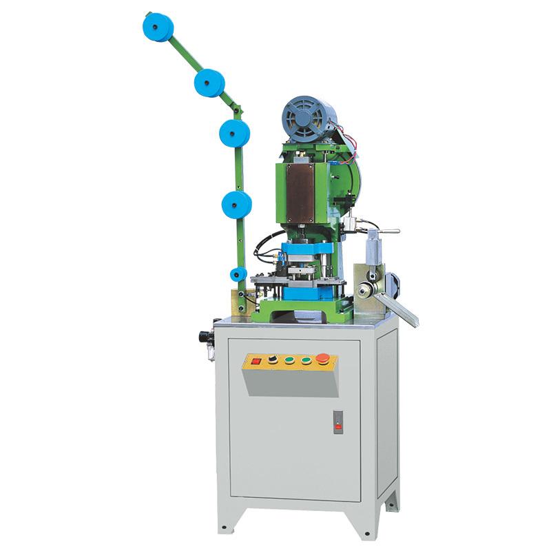 Full-automatic Nylon Zipper Hole Punching Machine ZY-301N