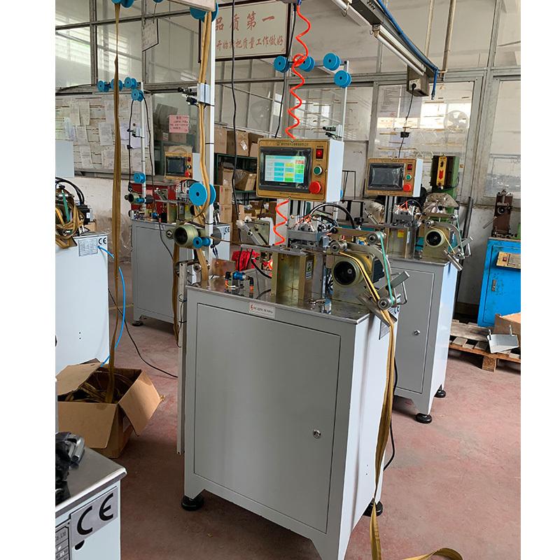Full-automatic Zipper Marking Machine ZY-301-C