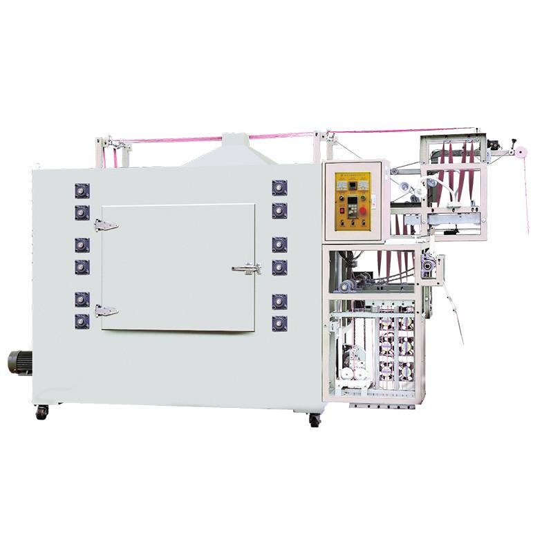 ZY-503M-E Fully automatic metal ironing & lacquering machine