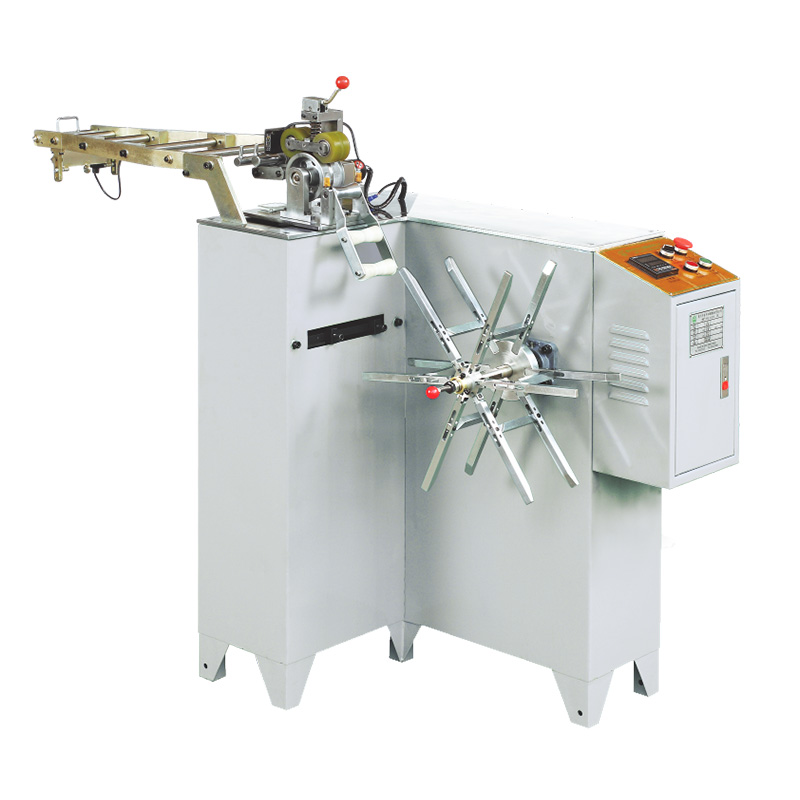Top nylon zipper coiling machine manufacturers for zipper manufacturer-1