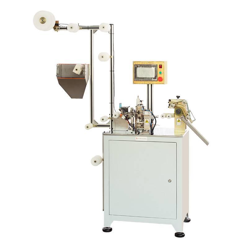 Full-automatic Plastic Zipper Pin and Box Joining Machine ZY-605R-B