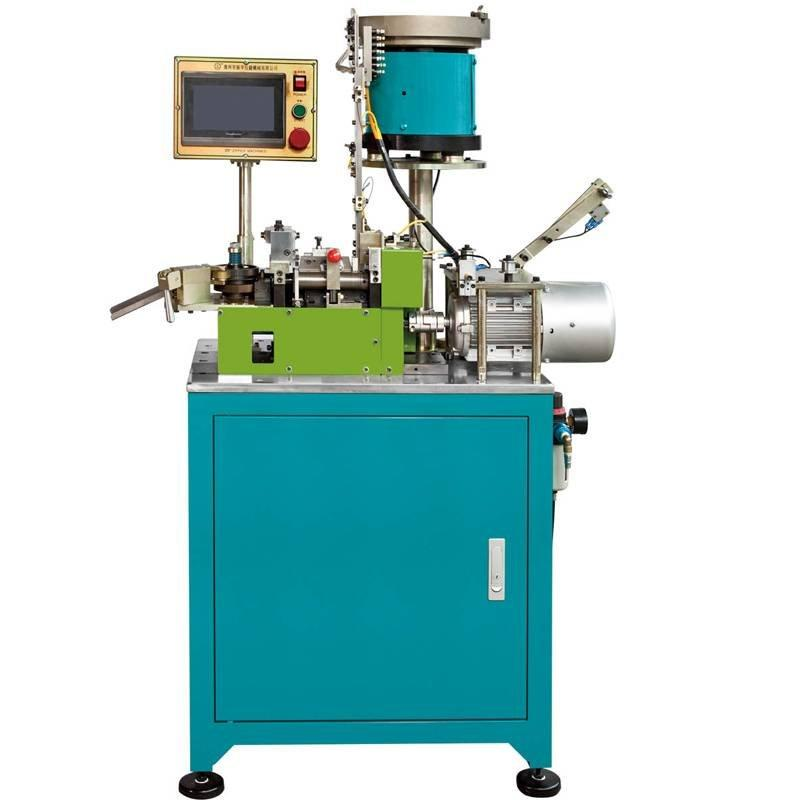 High-End Metal Zipper Particles Teeth Making Machine ZY-501M-K
