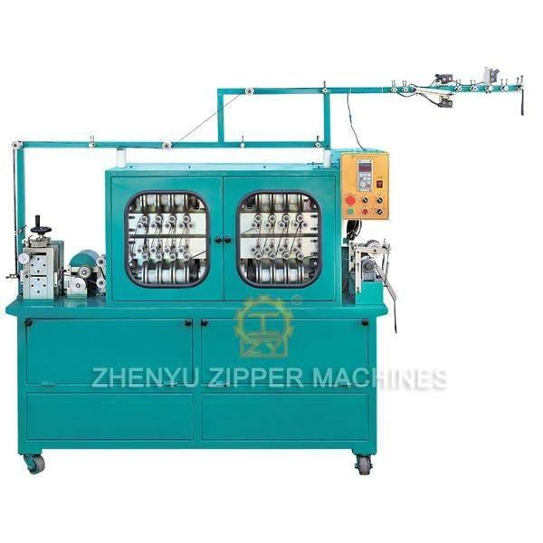 Fully Auto Metal Zipper Polishing Machine (16 Round) ZY-502M-G