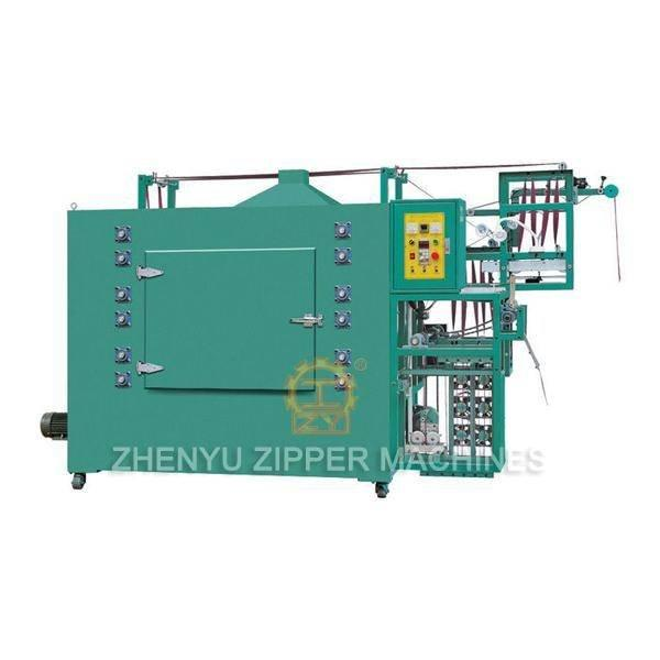 Auto Metal Zipper Ironing & Lacquering Machine ZY-503M-E