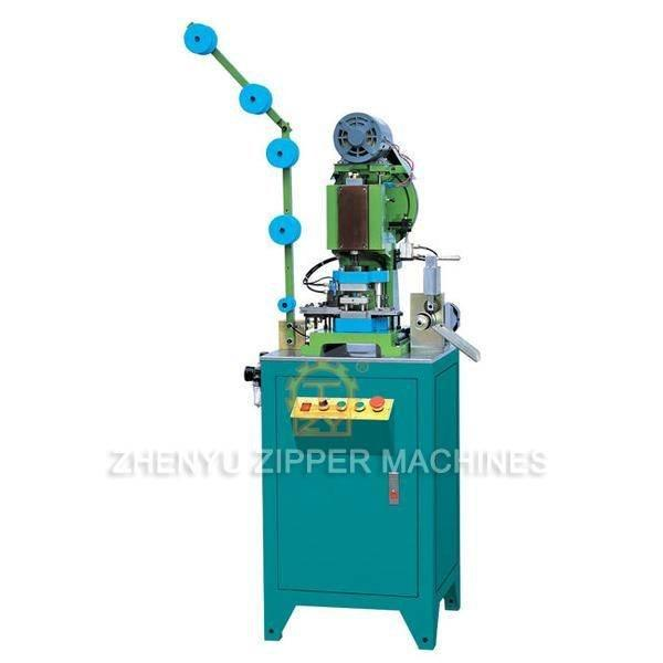 Fully Automatic Nylon Zipper Hole Punching Machine ZY-301