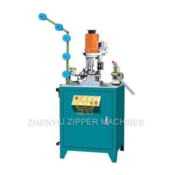 Fully Automatic Ultrasonic Zipper Hole Punching Machine ZY-301-B