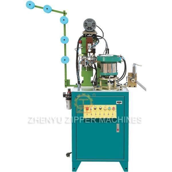 ZY-706N Völlig Selbstreißverschlussstift und Kastenpressmaschine