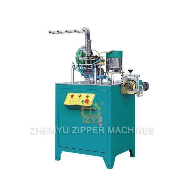 ZY-410M Vollautomatische Metallpartikel einseitige Stoppmaschine