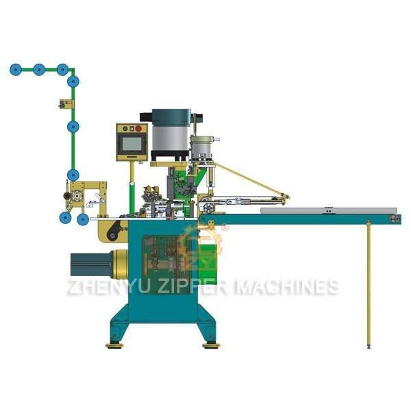 ZY-802M Полностью автоматическая резка металла, установка ползунка, двойная верхняя стоповая машина