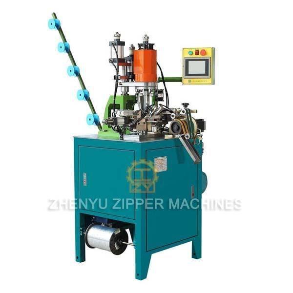 ZY-212N Máquina automática de la parada de la tapa del doble del tipo U del nylon