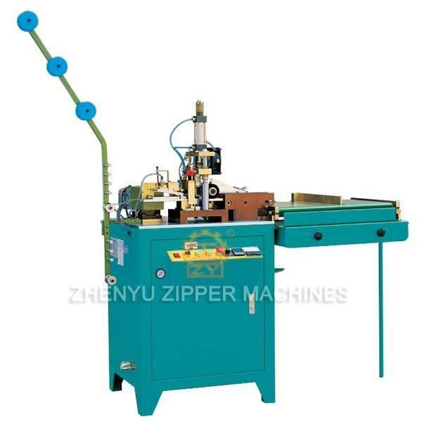 Auto Hot Weld Zig Zag (Closed End) Cutting Machine