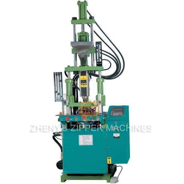 ZY-603R Máquina de inyección de cremallera semiautomática