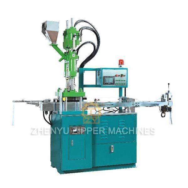 Macchina per lo stampaggio ad iniezione di plastica automatica della chiusura lampo (macchina iniettata denti di Derlin) ZY-601R
