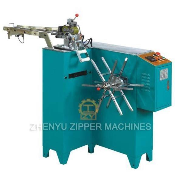 ZY-505  -  505完全自動CNC百ヤード巻線機