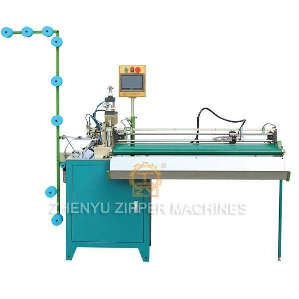 Automatic Pulling Open End Cutting Machine ZY-302
