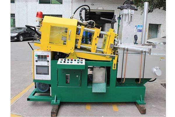 Die Casting Machine ( Zinc Alloy Slider Making Machine)