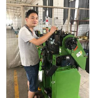 Experienced Engineer Mr Wan from ZYZM